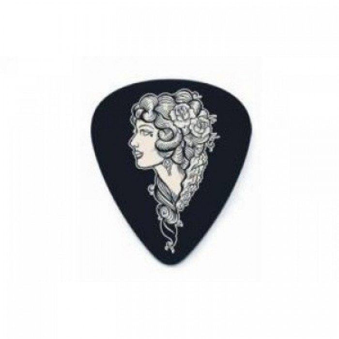 ​​​​​​​Jim Dunlop Lucky 13 Voodoo Queen Pena (0.73mm)