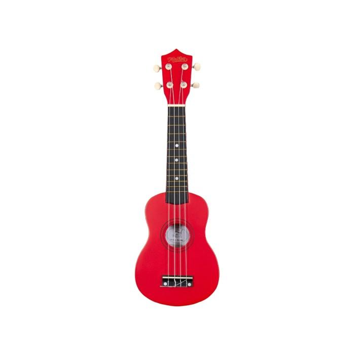 Malibu FZU-002 Soprano Ukulele (Kırmızı)
