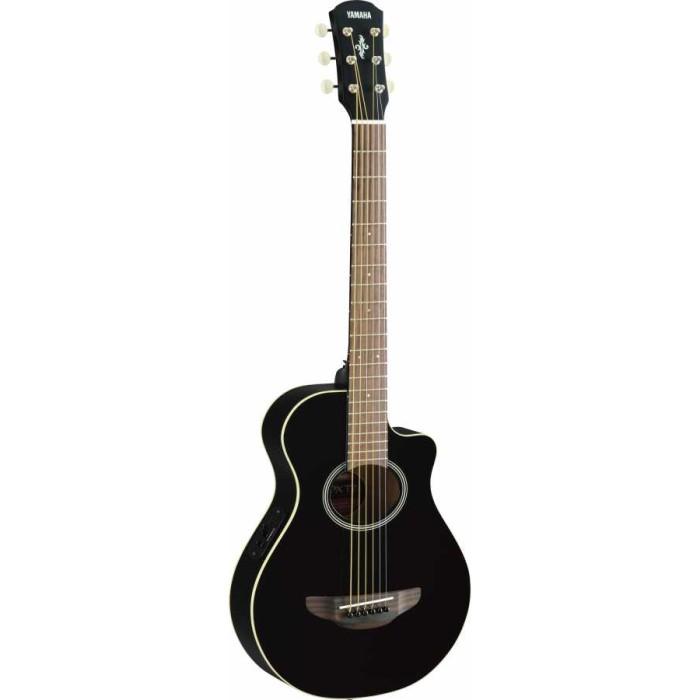 Yamaha APXT2 Elektro Akustik Gitar (Black)