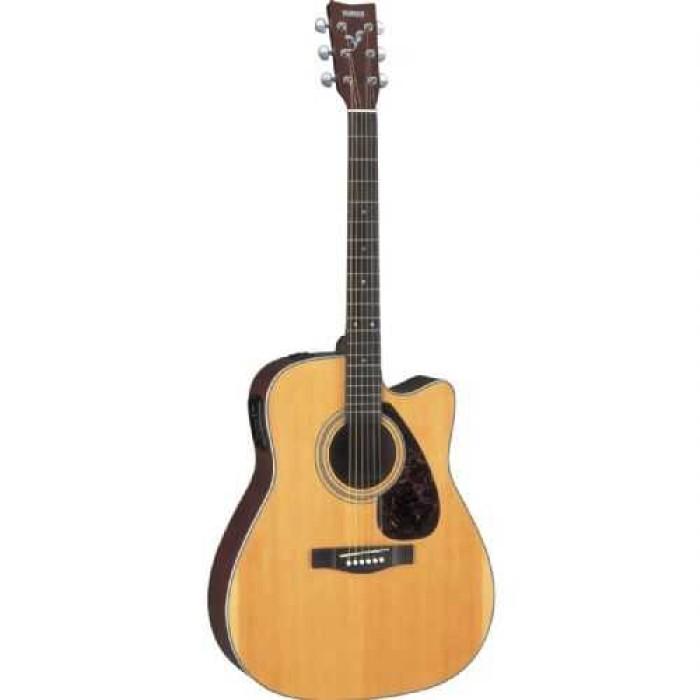 Yamaha FX370C Elektro Akustik Gitar (Natural)