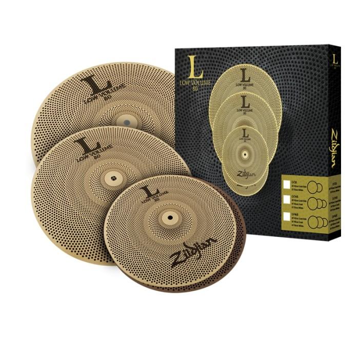 Zildjian LV468 Low Volume Zil Seti