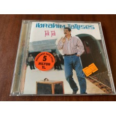 İbrahim Tatlıses – Tek Tek - CD (KARGO BEDAVA)
