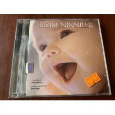 MİRCAN KAYA -  BİZİM NİNNİLER - CD (KARGO BEDAVA)